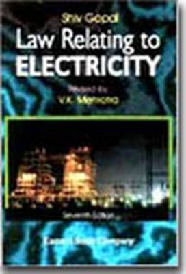 Shiva Gopal's Law Relating to Electricity (Hardback)