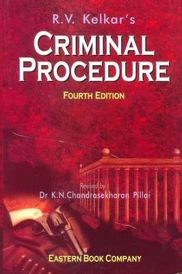 R.V. Kelkar's Criminal Procedure (Hardback)