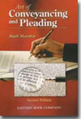Murli Manohar's Art of Conveyancing and Pleading (Paperback)