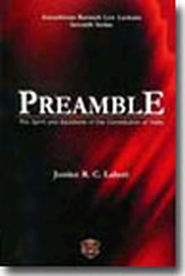 Preamble (Paperback)
