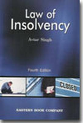 Law of Insolvency (Paperback)