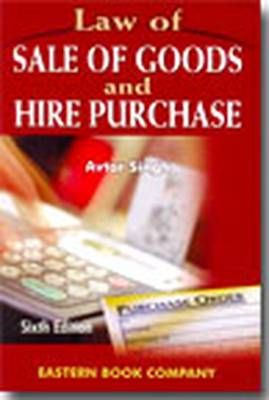 Law of Sale of Goods and Hire Purchase (Paperback)