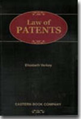 Law of Patents (Hardback)