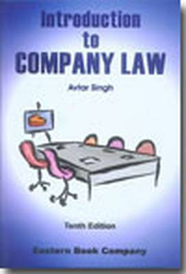 Introduction to Company Law (Paperback)