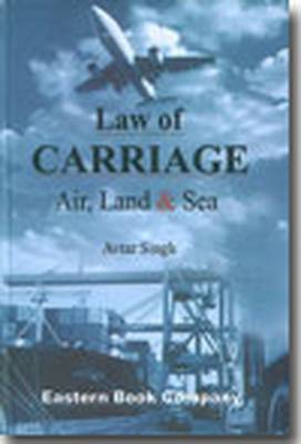 Law of Carriage (air, Land and Sea) (Hardback)
