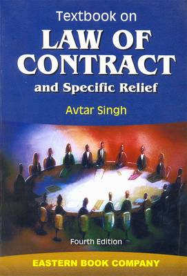 Textbook on Law of Contract and Specific Relief (Paperback)