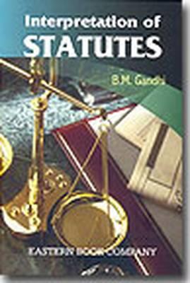 Interpretation of Statutes (Paperback)