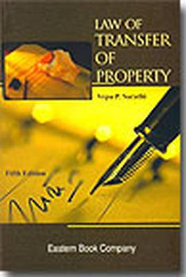 Law of Transfer of Property (Paperback)