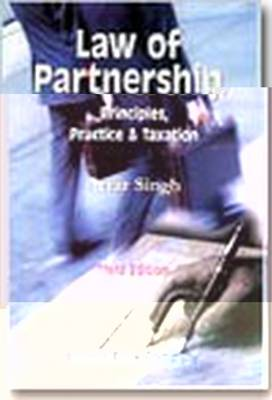 Law of Partnership (principles, Practice and Taxation) (Paperback)