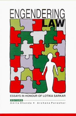 Engendering Law (treatise on Women and Law): with Supplement (Paperback)