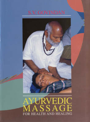 Ayurvedic Message for Health and Healing (Hardback)