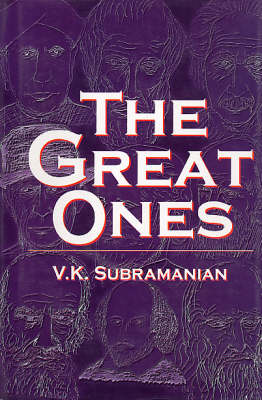 The Great Ones: v. 1 (Paperback)