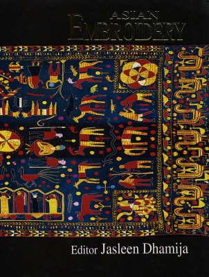 Asian Embroidery (Hardback)