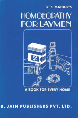 Homoeopathy for Laymen (Paperback)