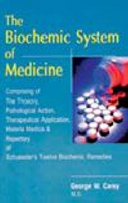Biochemic System of Medicine: Comprising of the Theory, Pathological Action, Therapeutical Application, Materia Medica & Repertory of Schuessler's Twelve Biochemic Remedies (Paperback)