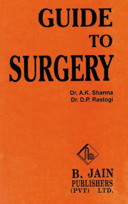 Guide to Surgery (Paperback)