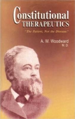 Constitutional Therapeutics (Hardback)