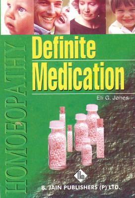 Definite Medication (Paperback)