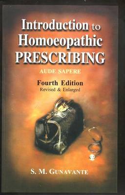 Introduction to Homoeopathic Prescribing (Paperback)