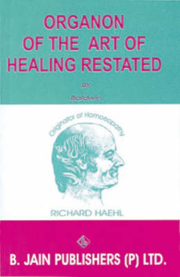 Organon of the Art of Healing (Paperback)