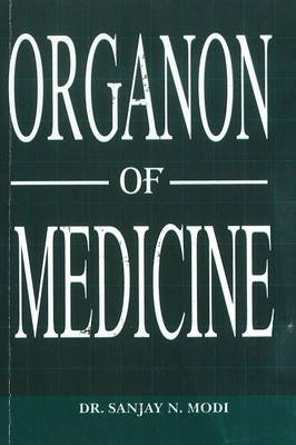 Organon of Medicine Simplified (Paperback)