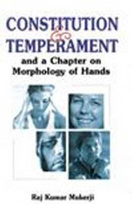 Constitution and Temperament (Paperback)