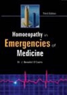 Homeopathy in Emergencies of Medicine (Hardback)