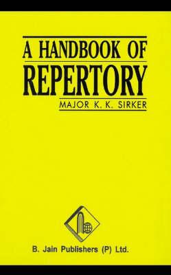 A Handbook of Repertory (Paperback)