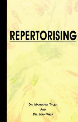 Repertorising (Paperback)