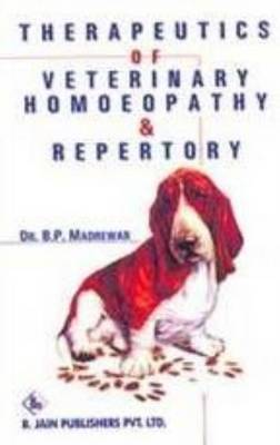 Therapeutics of Veterinary Homoeopathy and Repertory (Paperback)