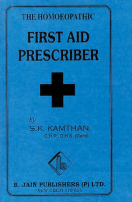 The Homoeopathic First Aid (Paperback)