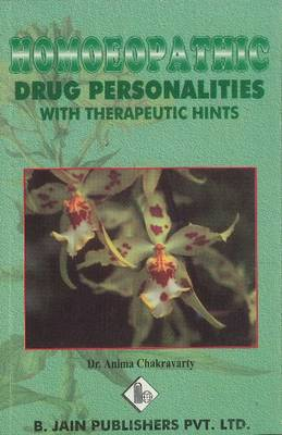 Homoeopathic Drug Personalities with Therapeutic Hints (Paperback)