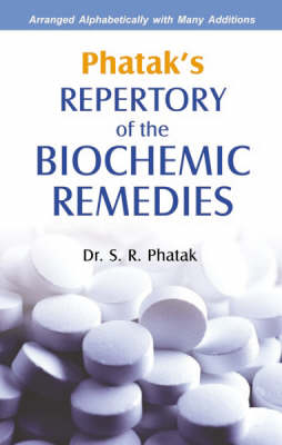 Repertory and Materia Medica of the Biochemic Remedies (Hardback)
