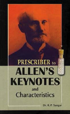 Prescriber to Allen's Keynotes (Hardback)
