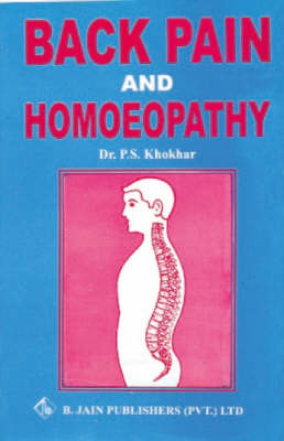 Back Pain & Homoeopathy (Paperback)