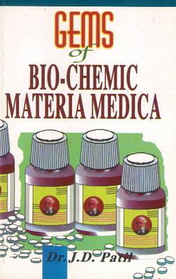 Gems of Biochemic Materia Medica (Paperback)