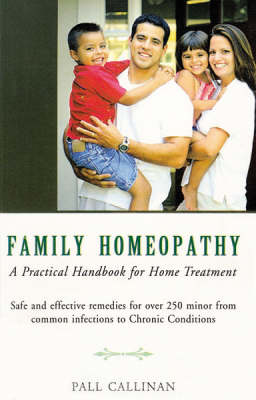 Family Homoeopathy (Paperback)