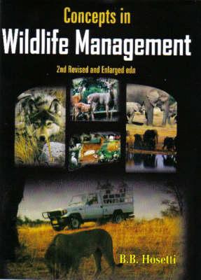 Concepts in Wildlife Management (Hardback)