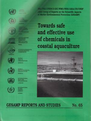 Towards Safe and Efective Use of Chemicals in Coastal Aquaculture (Hardback)