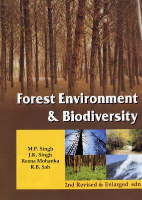 Forest Environment and Biodiversity (Hardback)