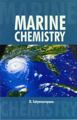 Marine Chemistry (Hardback)