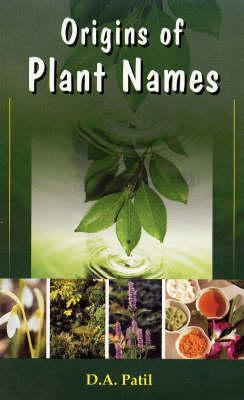 Origins of Plants Names (Paperback)