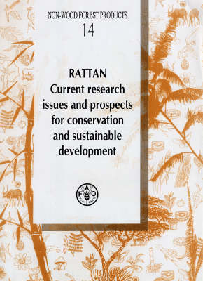 Rattan: Curent Research Issues and Prospects for Conservation (Hardback)