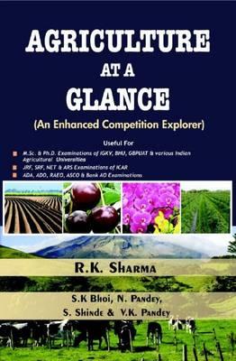 Agriculture at a Glance: Enchanced Competition Explorer (Hardback)