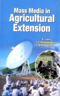 Mass Media in Agricultural Extension (Hardback)