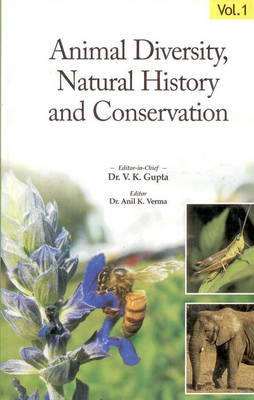 Animal Diversity, Natural History and Conservation Vol. 1 (Hardback)