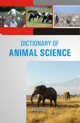 Dictionary of Animal Science (Hardback)