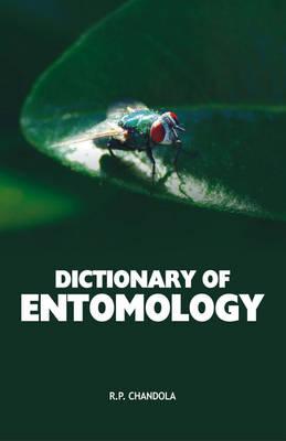 Dictionary of Entomology (Hardback)