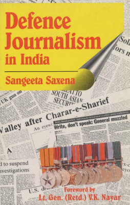 Defence Journalism in India (Hardback)