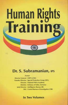 Human Rights Training (Hardback)